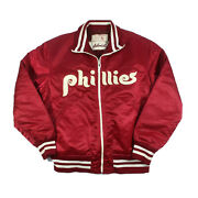 Rare Mike Schmidt Game Used Phillies Cold Weather Jacket Gifted To Pete Rose Jr.