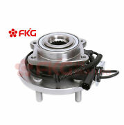 New Front Wheel Bearing Hub For Dodge Grand Caravan Town And Country Routan 513273