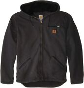 Menand039s Big And Tall Sherpa Lined Sandstone Sierra Jacket J141