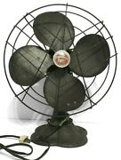 Vintage Emerson Electric Oscillating Fan 2660-c Local Pick Up Only