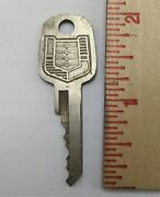 Vintage 1950's Mercury Division Coat Of Arms Ford Motors Key For Ignition And Door
