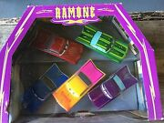 Disney Store. Ramone-o-ram Cars Deluxe Set Exclusive Diecast Car Set 143 Scale