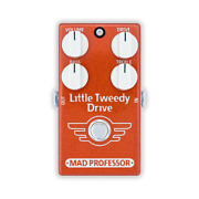 Mad Professor Little Tweedy Drive Guitar Effect Pedal Discontinued Model