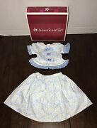 New In Box Marie Graceand039s Skirt Set American Girl Retired Discontinued