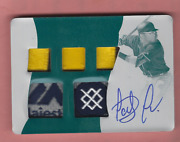 Fernando Tatis Jr. 2019 Immaculate Collection 5 Patch Rookie Auto Printing Plate