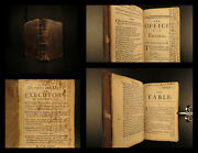 1689 English Law And Lawyers Office Duty Of Executors Common Wills Lawsuits Rare