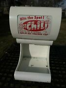 Vintage 1955 Crisp-a-lite Cone Dispenser - Beautifully Preserved New Old Stock