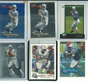 Baltimore And Indianapolis Colts Trading Card Collection Bv Over 1665 Autos +