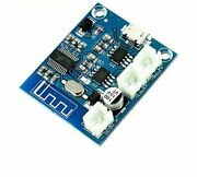 Bluetooth Power Amplifier Board Stereo Audio Reciever 2channel 2-8ohm Sound Card