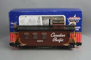 Usa Trains R12023 Canadian Pacific Caboose - Metal Wheels
