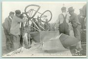 Chicago 1911 Int'l Aviation Meetarthur Stone Crashed At 10 Feetsurvived Wreck