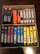 Hp Printer Ink Cartridge 564 Xl Bundle For Only New Use Cartridge Are Free.