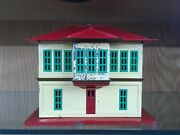 Lionel Standard Or O Gauge 437 Switch Signal Tower C. 1936