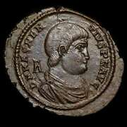 Lucernae Magnentius Andaelig Maiorina Two Victories - E / Is // Par Arles 350-3