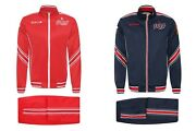 Menand039s Official Tracksuit Russian Team Olympic Russia Poccnr Bosco Sport New
