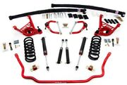 Umi Fbf003r 1970-1981 Gm F-body Handling Kit Package Red 2 Lowering   Stage 3