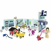 Roblox Celebrity Collection - Adopt Me Pet Store Deluxe Playset [includes