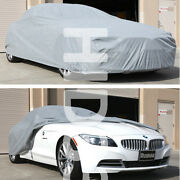 2007 2008 Jeep Wrangler 4-door Unlimited Breathable Car Cover