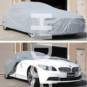 2001 2002 2003 Mercedes C230 Sport Coupe Breathable Car Cover