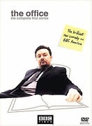 The Office The Complete First Series Dvd, 2003, 2-disc Set, Digi-pack