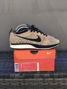 2016 Nike Flyknit Racer Andlsquomulti-color 3.0andrsquo Size 8 Ds