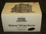 Dept 56 Dickensand039 Village And039browning Cottageand039 5824-6 Retired 1997 In Original Box