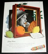 1944 Old Wwii Magazine Print Ad, Five-flavor Life Savers Candy, Dear Mom, Art