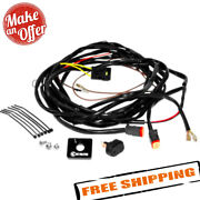 Kc Hilites 6308 Wiring Harness With 2-pin Deutsch Connectors For Two Lights