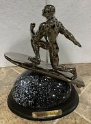 Silver Surfer - Very Rare Statue - Limited Edition W/box - Marvel - Great Cond.