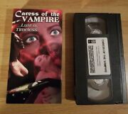 Caress Of The Vampire ..lust Is Timeless Vhs Seduction Cinema