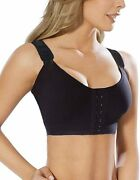 Yianna Womenand039s Post-surgery Front Closure Brassiere Sports Bra