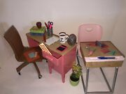 Our Generation American Girl 18 Doll Lot Of 30 Teacher Student School Offer Me