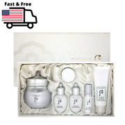 The History Of Whoo Gongjinhyang Seol Radiant White Moisture Cream Special Set,