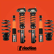 For 11-18 Hyundai Veloster | Riaction Coilovers 32 Way Adjustable Coilovers