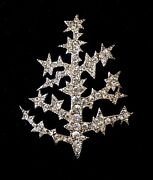 Metropolitan Museum Of Art Sterling And039fabergandeacute Ice Crystal Treeand039 Pin Rare Book Pc