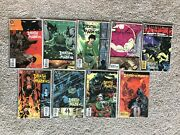 🌟 27 Batman Death And The Maidens 1-9, Batman Family, City Of Lights Nm- Lot