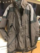 Men's Lg/tall Cabelas Dry Plus Parka Heavy Insulated Waterproof Hooded Jacket