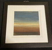 Ethan Harper Abstract Horizon Iv 2008 Signed Limited Edition Numbered Print Cert