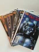 The Boys Comic Book Collection - Protective Plastic Sleeve - Amazing Condition