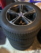 Mercedes Suv Snow Tires And Wheels 18 Michelin Latitude X-ice Xi2