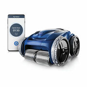 Polaris Sport 4wd Wi-fi Robotic Inground Pool Cleaner W/ Caddy For Parts