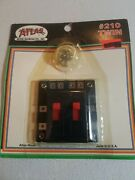 Atlas 210 Train Tracks Layout Twin Reversing Switches Ho Or N Scale