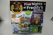 Mcfarlane Five Nights At Freddyand039s Fnaf The Toy Stage Construction Set New