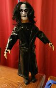 The Crow Doll Eric Draven Vintage 2001 Limited Edition