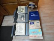 You Gotta C Vtg Eaa Aircraft Assoc Manuals Straw Hat Airplane Mcculloch Engines