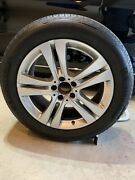 2018 Mercedes-benz S560 Rims 18andrdquo Oem With New Tires