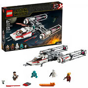 Lego Star Wars The Rise Of Skywalker Resistance Y-wing Starfighter 75249 Kit