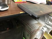 1/2 X 6 X 12 Shooting Target Plate 0.5 Thick Steel Bar Anvil