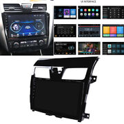 For Nissan Altima 2013-2018 10.1 Android 9.1 Car Stereo Radio Gps Mp5 Quad-core