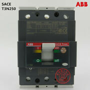 Abb Sace Tmxa Moulded Case Circuit Breaker Air Switch T3n250 250 / 2500 Ff 3p